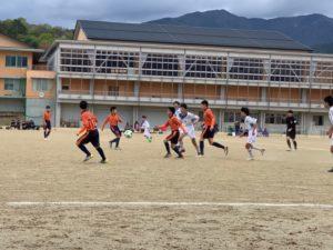 南信3部SOUTHリーグ 1stラウンド vs 飯田西中( 2019年4月29日 )