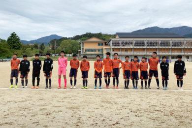 南信3部SOUTHリーグ 1stラウンド vs 緑ヶ丘中B( 2019年4月29日 )