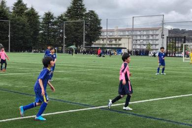 上郷FC-チラベルトカップ3回戦