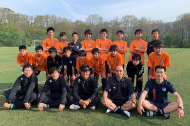 クラブユース選手権U-15 菅平高原 5月25日26日