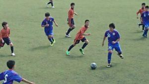 クラブユース選手権U-15 菅平高原 6月1日