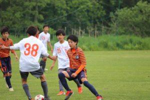 クラブユース選手権U-13 菅平高原 6月8日9日