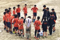 練習試合 Adii vs 飯田西中 25分1本 7月14日