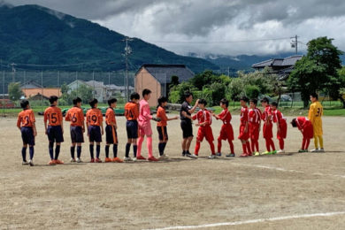 リーグU-13対抗戦 7月27日