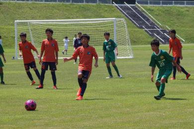 クラブユース選手権 U-14 (8月10日)