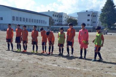 南信U-13リーグ優勝決定戦