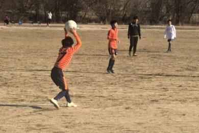 練習試合(2020年2月24日) Adii vs ラウーレFC