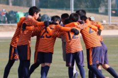 U-13県リーグ進出決定!