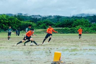 練習試合(2020年6月28日) Adii vs 松本山雅FC U-15上伊那