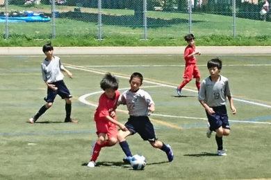 U-13 サッカーリーグ2020(2020年7月19日)@塩尻中央スポーツ公園サッカー場