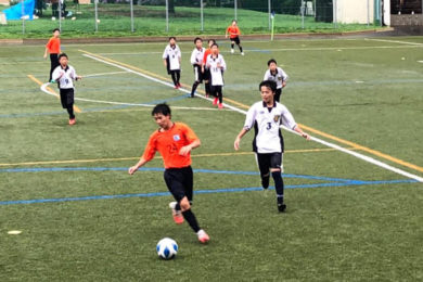 U-13 サッカーリーグプレシーズンマッチ (2020年7月11日)