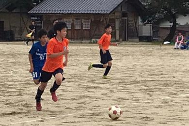 南信3部U-15リーグ戦 第1節(2020年8月23日)@緑ヶ丘中学校
