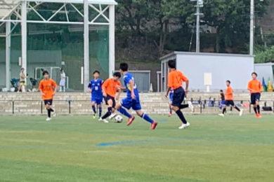 練習試合(2020年8月8日) Adii vs フォルツァ松本 @松本市かりがねサッカー場