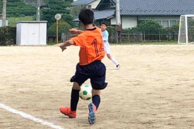 南信3部 U-15 リーグ戦 第7節 vs 鼎中 (2020年9月22日)@緑ヶ丘中学校