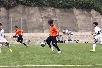U-13サッカーリーグ2020 第5節 vs サームFC (2020年9月22日)@筑北村サッカー場