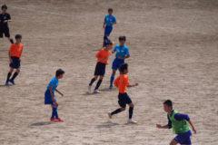 南信3部 U-15 リーグ戦 第6節(2020年9月19日)@座光寺グランド