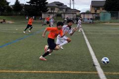 U-13サッカーリーグ2020 第4節(2020年9月19日)@塩尻中央スポーツ公園サッカー場