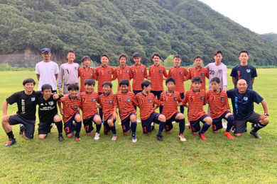 2020長野県クラブユースサッカー選手権大会U14 2回戦(2020年9月5日)@美和湖グランド