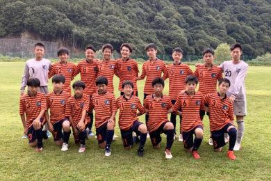 2020長野県クラブユースサッカー選手権大会U14 1回戦(2020年9月5日)@美和湖グランド