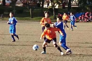 U-13 サッカーリーグ2020 第7節 vs C.F.バロ (2020年10月24日)@塩尻市スポーツ公園運動公園広場