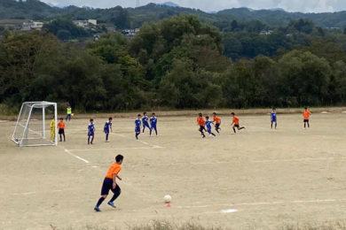 練習試合 U15(2020年10月4日) Adii vs ジーベック @川路グランドA