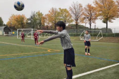 U-13 サッカーリーグ2020 第6節 vs FC ASA FUTURO (2020年10月17日)@塩尻市スポーツ公園サッカー場