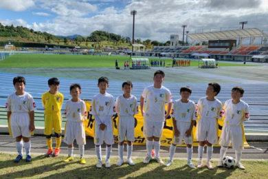 第44全日本U12サッカー選手権大会 vs うすだFCスポーツ少年団 (2020年10月11日)