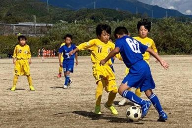 5年生リーグ 第4節 vs Aフィエット、vs アザリー @川路多目的グランドB (2020年10月24日)