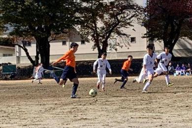 練習試合 U-14 vs 赤穂中・vs 箕輪中 @赤穂中学校 (2020年11月3日)