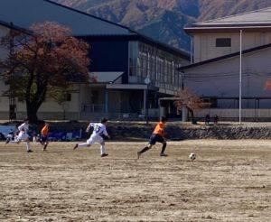 練習試合 U-13 vs 赤穂中・vs 箕輪中 @赤穂中学校 (2020年11月3日)