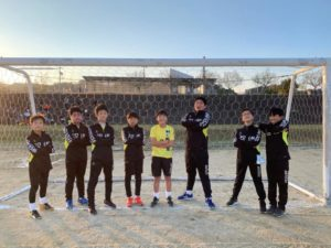 ライオンズカップ U-12 vsアザリーA vs飯田 vs高森 vs豊丘 @川路多目的グランドB (2020年11月7,8日)