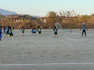 ESATカップ U-10 vsESAT vs南木曽3 vsアザリー4 vsアザリー3 @川路多目的グランドB (2020年11月15日)