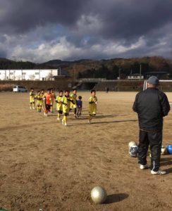 4年生リーグ戦 第3節 vs松川 vs高森 @川路多目的グランド (2020年11月22日)