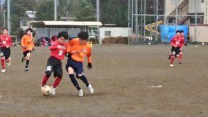 練習試合 U-14 U-13 vs アンビシオーネ松本 @松本市和田運動広場 (2020年11月28日)