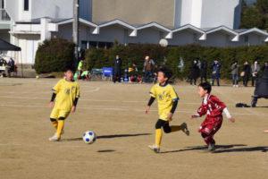 喬木ミニサッカー交流会 U10 vs飯島 vs喬木アレグリC vs長地B vsアザリー飯田C @喬木小学校 (2020年12月5日)
