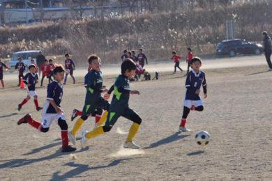 練習試合 4年生 vsESAT3 vs松川4 vs箕輪4 vs竜東3 vs南木曽4.3 @川路グラウンド (2020年12月27日)