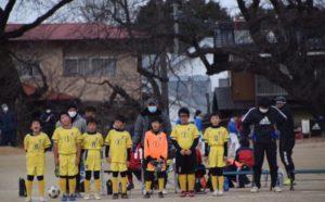 4年生リーグ戦 第4節 vsアザリーF vs喬木 vs竜東 (2020年12月13日)