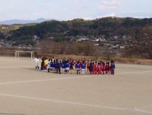 練習試合 U-12 vsTOPストーン vs伊那少年 vsESAT @川路B (2020年12月12日)