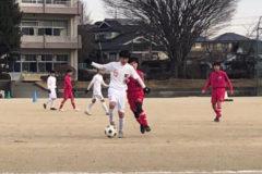 下伊那フェスティバル1日目 vs阿智中 vs高森中 vs松川中 @松川中学校 (2021年1月11日)