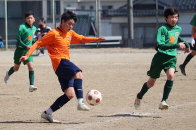 練習試合 U-14 vsトップストーン vs赤穂中 @赤穂中学校 (2021年3月20日)
