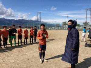 下伊那フェスティバル2日目 vs喬木中 vs豊丘中 vs旭ヶ丘中 @喬木中学校 (2021年3月6日)