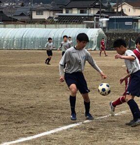 山雅上伊那フェスティバル 2日目 vsFC ASA vs伊那東部中 @赤穂中学校 (2021年3月28日)