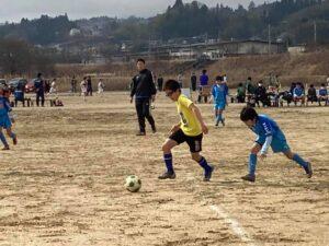 練習試合 6年生 vs竜東 vs飯田 vsESAT vs喬木 vs松川 @川路グラウンド (2021年3月6日)