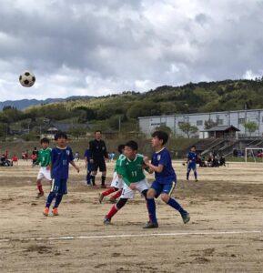 下伊那サッカ-リ-グU-12 第1節 vs南木曽 vs丸山 @川路Bグラウンド (2021年4月18日)