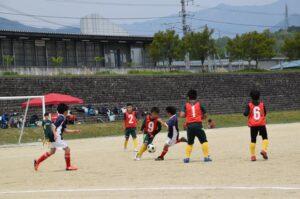 トレーニングマッチ 5年生 vs南木曽 vsアザリー vs竜東 vs丸山 @川路グラウンドB (2021年4月24日)