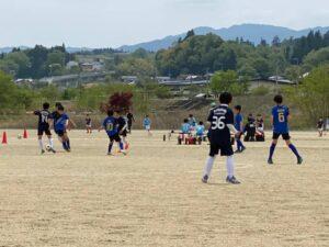 TMコロナに勝つ 6年 vsESAT vs丸山 vs松川 vsアザリー @川路グラウンドB (2021年4月24日)