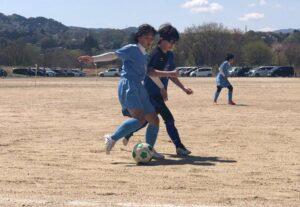 練習試合 6年生 vs エルニーニョ美和 @川路グラウンドB (2021年4月11日)