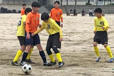 U-15南信2部リーグ戦 第4節 vs 喬木中 U15フレンドリーマッチ vs 高森中 @松川中学校 (2021年5月1日)