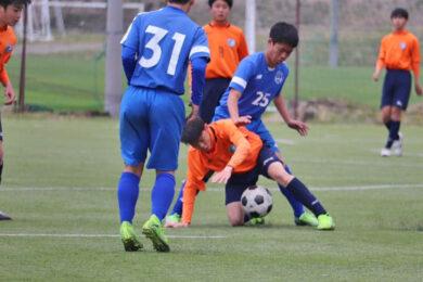 トレーニングマッチ U-15 vs C.F.バロ @菅平高原no16 (2021年5月3日)