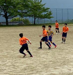 U-15南信2部リーグ戦 第6節 vs 高森 @旭ヶ丘中学校 (2021年5月9日)